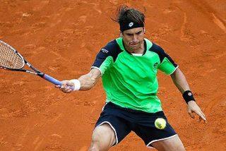 David Ferrer barre a Tommy Robredo y se mete en semifinales de Roland Garros