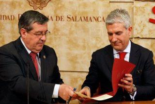 Convenio de colaboración entre la Upsa y el Banco Santander