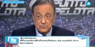 """Florentino Pérez ajusta cuentas con Tomás Roncero y el 'AS': """"¡No hagáis demagogia con Del Bosque! Tú y Alfredo Relaño le llamabais Vicentón"""""""