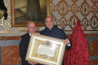 El aparejador granadino Mariano Luján, Carta de Hermandad de la Orden San Juan de Dios