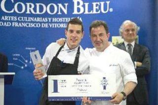 El almeriense Cristóbal Muñoz, Ganador del I Premio Promesas de la Alta Cocina de Le Cordon Bleu Madrid