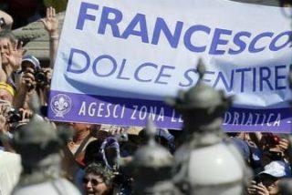 Las cuatro claves del éxito del Papa Francisco