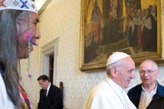 El Papa y Pérez Esquivel defienden los derechos de los indígenas