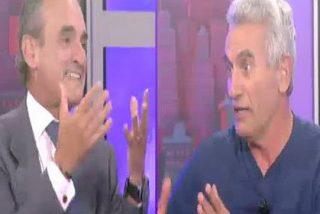 """Cañamero: """"Metiste la mano donde no debías""""; Mario Conde: """"De eso nada, coño"""""""