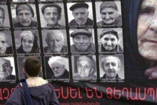 """Francisco: """"El primer genocidio del siglo XX fue el de los armenios"""""""