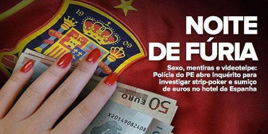 """""""LaSexta y A3 han informado de la juerga, porque no tiene derechos de la Confederaciones"""""""
