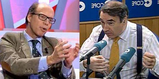 """Jaime González en COPE: """"El problema de Pedrojota Ramírez es que tiene rajoyitis, tiene una parte de Rajoy que le inflama"""""""