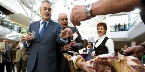 Mientras 11.000 niños andaluces van al cole sin desayunar, los de los ERE tenían hasta 'pa asar' una vaca