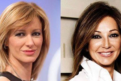Susanna Griso y Ana Rosa se 'tiran de los pelos' en vivo y en directo