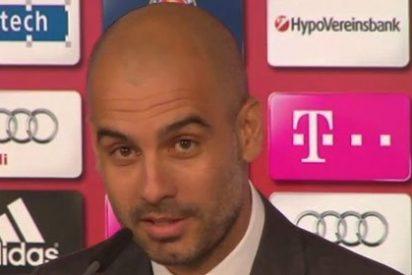 """Pep Guardiola: """"Necesitaba un desafío como el del Bayern de Münich"""""""