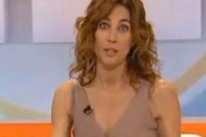 [VIDEO] Los bocinazos de los trabajadores afectados por el ERE en TV3 ahogan la entrevista de 'Els Matins'
