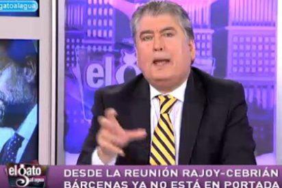 """Horcajo: """"El Gobierno salva a El País, éste va contra Aznar y así Mariano puede vivir tranquilamente y disfrutar del Tour"""""""