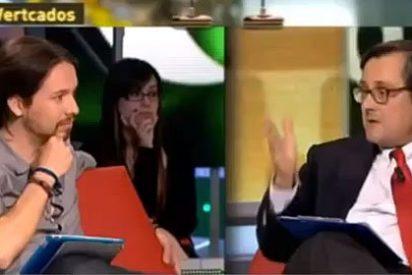 El 'secreto' que une a Paco Marhuenda y Pablo Iglesias