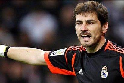 """Iker Casillas : """"Me he habituado a no ser parte del equipo titular"""""""