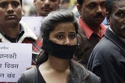 La Policía india atrapa a los tres violadores de una turista estadounidense