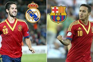 El éxito de 'La Rojita' altera los planes de fichajes del Real Madrid y Barça