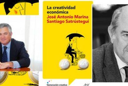 """José Antonio Marina y Santiago Satrústegui: """"El único modo de cambiar la economía es cambiar las ideas sobre ella"""""""