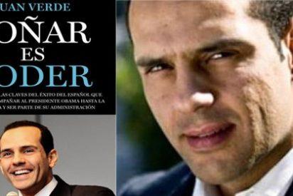 Juan Verde cuenta su historia, la del español que consiguió acompañar al presidente Obama a la Casa Blanca