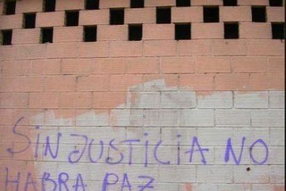 Donde no hay Justicia, no está Dios