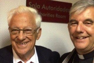 El padre Ángel recibe mañana un homenaje en Valencia