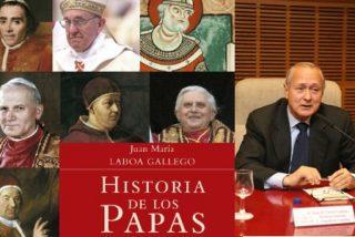 """Laboa actualiza su """"Historia de los Papas"""""""