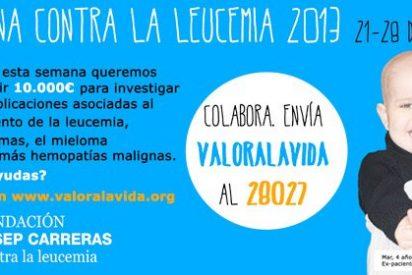 Fundación Josep Carreras contra la Leucemia: Experimento Valora la vida