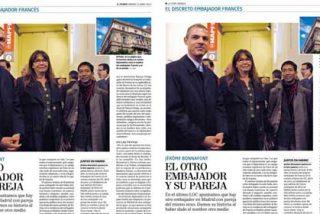 'El País' saca del armario a otro embajador y 'El Mundo' lo aprovecha