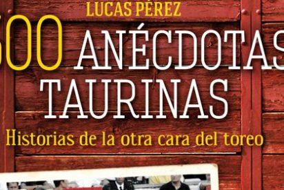 Lucas Pérez recopila las historias de los mentideros que han alimentado a los héroes vestidos de luces