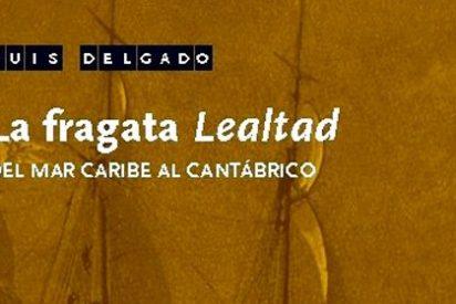 Luis Delgado da un paso más en su 'Saga Marinera española' haciendo gala, en su vigésimo tercer libro, de espléndidas dotes narrativas