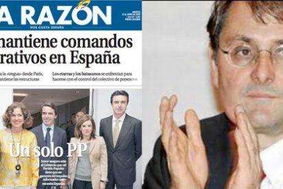 """La Gaceta: """"Marhuenda desconoce el significado del término 'sobredosis' y titula en portada: 'Un solo PP'"""""""