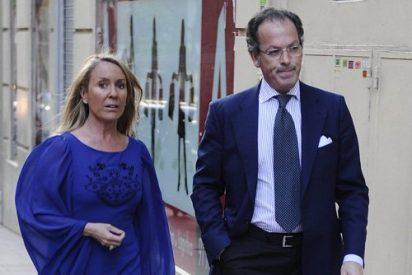 Marina Castaño se casa por cuarta vez y deja de ser la marquesa de Iria Flavia