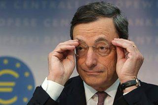 """Mario Draghi augura una """"recuperación muy gradual"""" de la eurozona"""