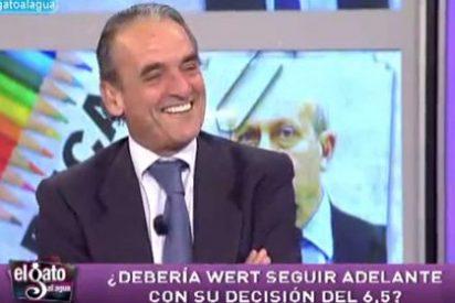 """Mario Conde se une al club 'sin abuela': """"En la universidad no saqué ningún sobresaliente, porque todo eran matrículas de honor"""""""