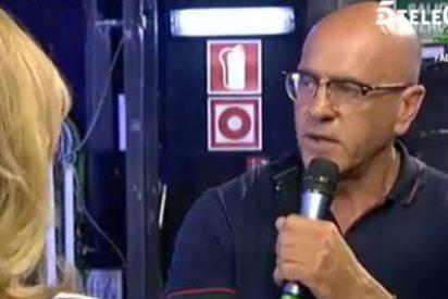 Kiko Matamoros, en la cuerda floja: el público insulta a su mujer, su hermano regresa para hundirle y él abandona el plató de 'Sálvame'