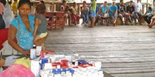 Juan Ciudad lanza una campaña para llevar la salud a la Amazonía peruana