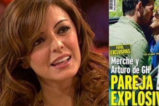 Merche, 'ella sí que vale': se hace un 'Interviú' y se descubre su romance con Arturo Requejo, el 'delfín' de 'GH11'