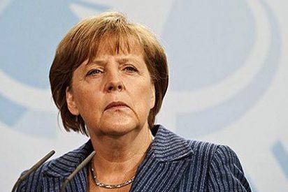 """Angela Merkel recomienda """"moverse"""" a los jóvenes españoles desempleados"""