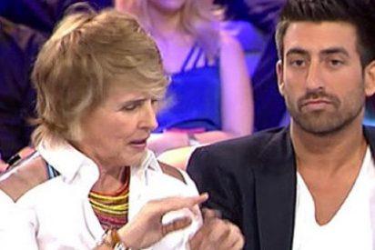 """Las injustificables salidas de tono de Mercedes Milá durante el 'Debate Final de GH14': """"¡Mentirosos! ¡A mí nadie me toma el pelo!"""""""