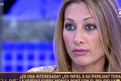 """Mónica Pont machaca a sus compañeros en '¡QMD!': """"Lydia es una yaya del Imserso y a Chelo Gª Cortés le gustan las mujeronas voluminosas"""""""