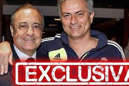 Florentino revela los nombres de los 'cracks' que quisó fichar Mourinho para el Real Madrid