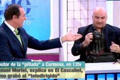 """El periodista que subió el vídeo de Carmona: """"Soy su amigo y le grabé para potenciar mi blog"""""""