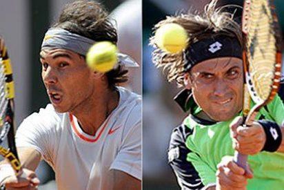 Roland Garros es territorio español: Nadal contra Ferrer en la final