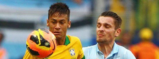 Brasil golea a Francia en un partido en el que el 'bien pagado' Neymar ni mojó
