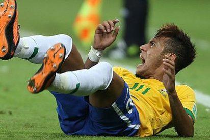 El principal problema de España en la final es el 'piscinero Neymar'