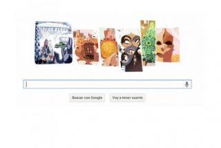 Google homenajea a Gaudí