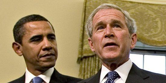 ¿Y si el ciberespionaje mundial lo hubiera hecho Bush en lugar de Obama?