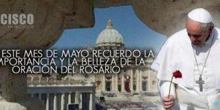 """Francisco reclama a los cristianos """"valentia"""" para vivir """"contra corriente"""""""