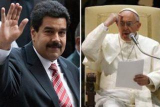 """Maduro irá a Roma a recibir """"la orientación y bendiciones"""" de Francisco"""