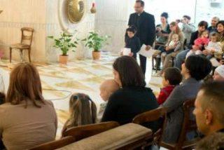 """""""La Iglesia no es una organización de cultura, ni de religión, ni social"""""""