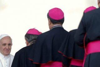 El Papa pide obispos que sean